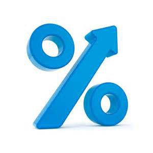 percentage sigh