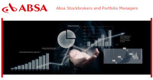 Absa Stockbrokers Logo