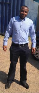 Allen Mafokwane