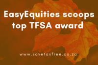 EasyEquities scoops top TFSA award