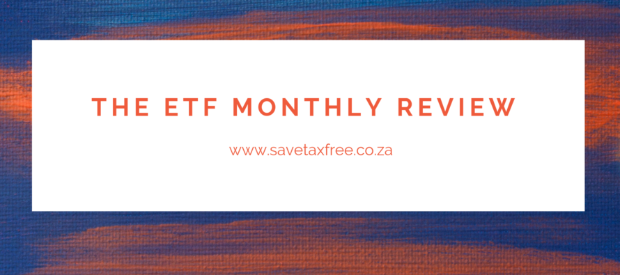 The ETF Monthly Review: October 2019