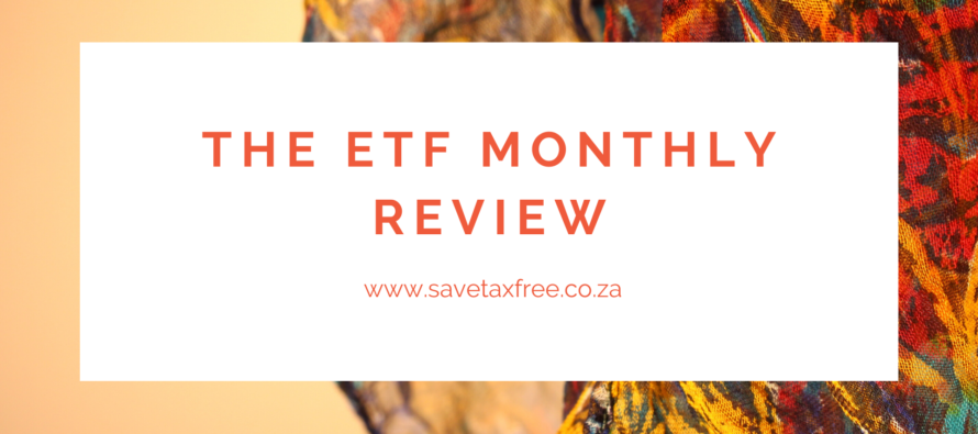 The ETF Monthly Review: November 2019